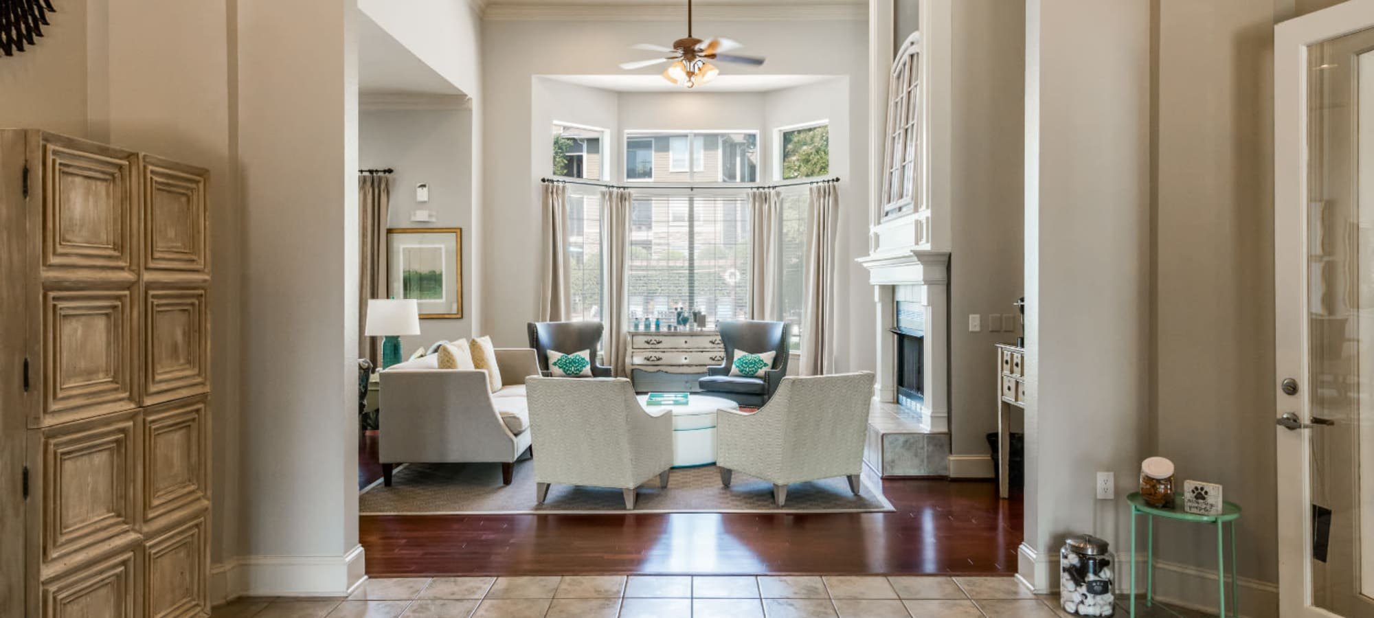 Floor plans at Marquis at Carmel Commons in Charlotte, North Carolina