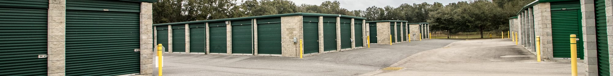 Self storage features at Neighborhood Storage in Belleview