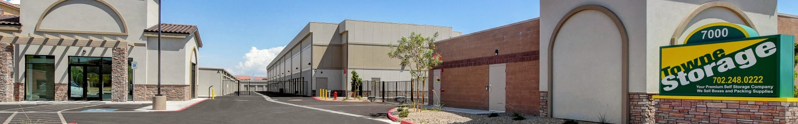 Hours and directions to Towne Storage - Cactus in Las Vegas, Nevada