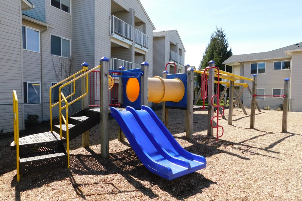 Our apartments in Vancouver, Washington offer a playground
