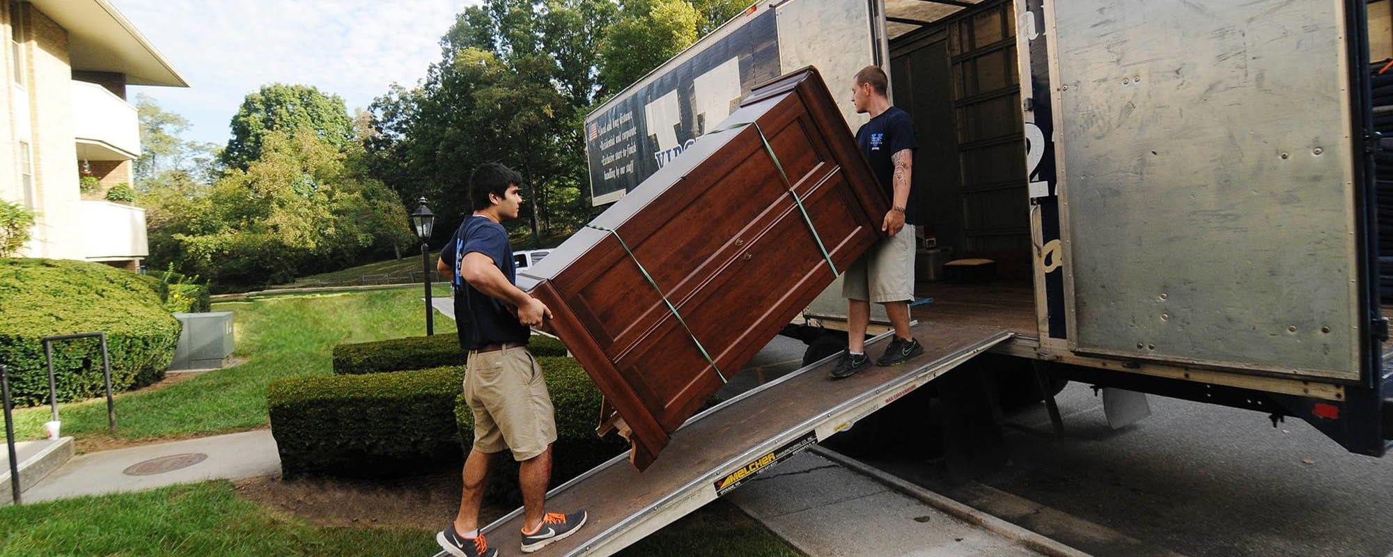 Moving services from Virginia Varsity Transfer in Salem, Virginia