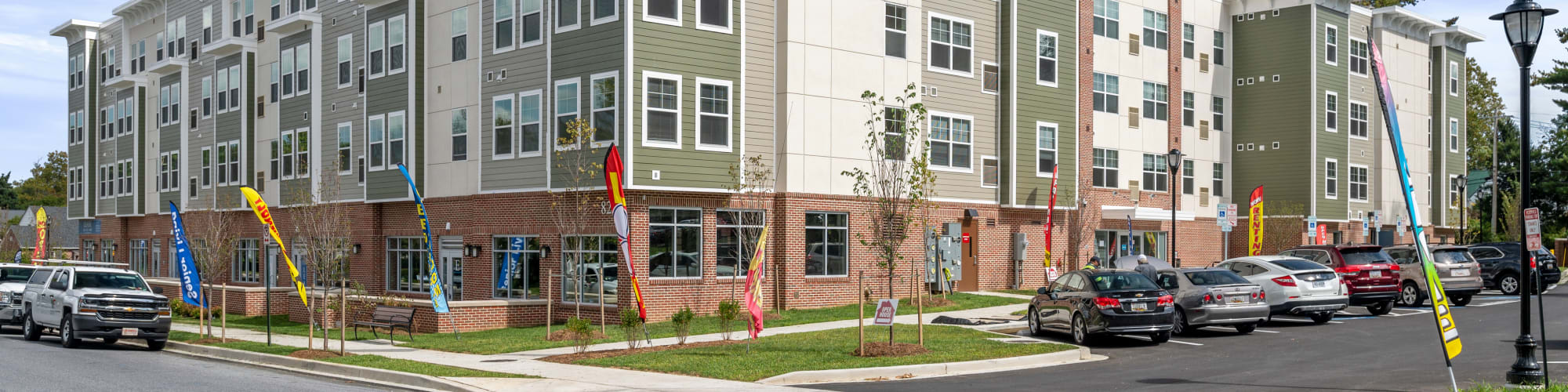 Photos of The Apartments at Sharpe Square in Frederick, Maryland