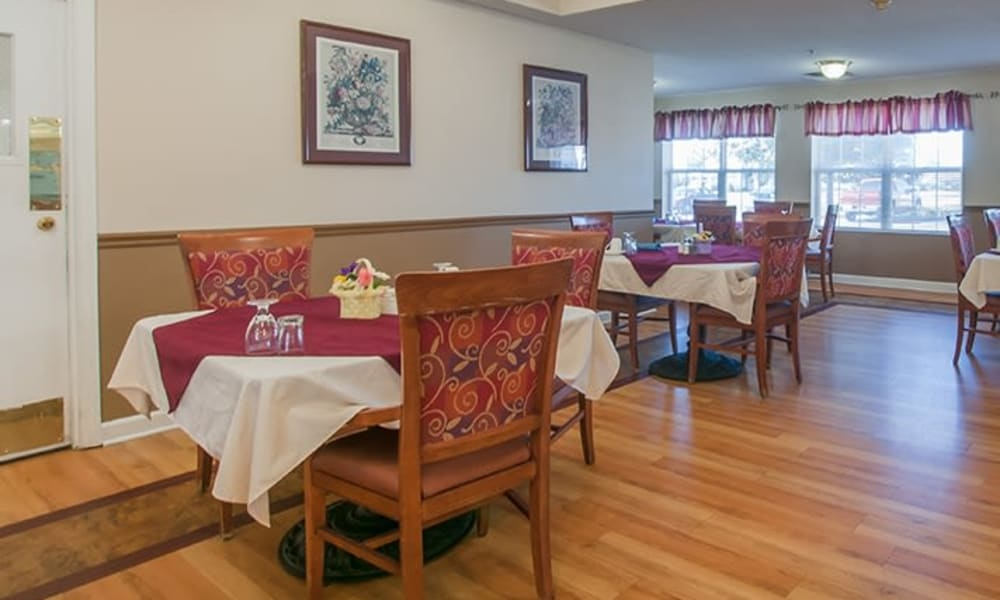 Dining events at Randall Residence of Troy in Troy, Ohio