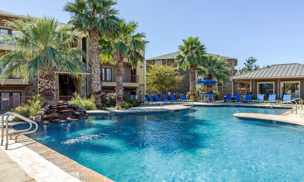 Swimming pool at Azul Apartment Homes