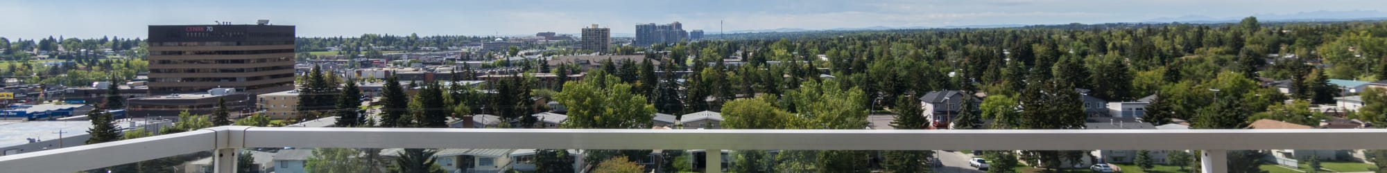 Pet friendly apartments at Glenmore Heights in Calgary