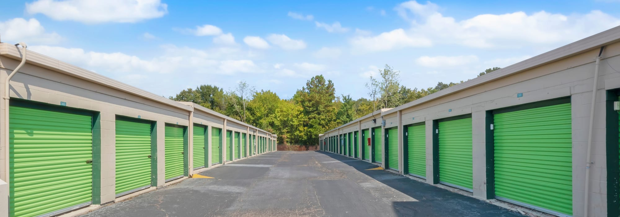 Storage features at Citizen Storage in Memphis, Tennessee