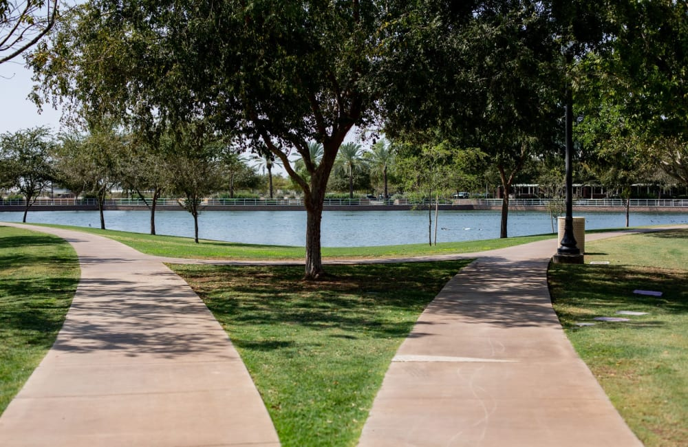 Learn about our amenities at Quail Park at Morrison Ranch in Gilbert, Arizona