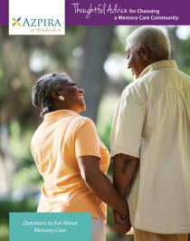 Read the Thoughtful Advice white paper at Azpira at Windermere in Windermere, Florida.