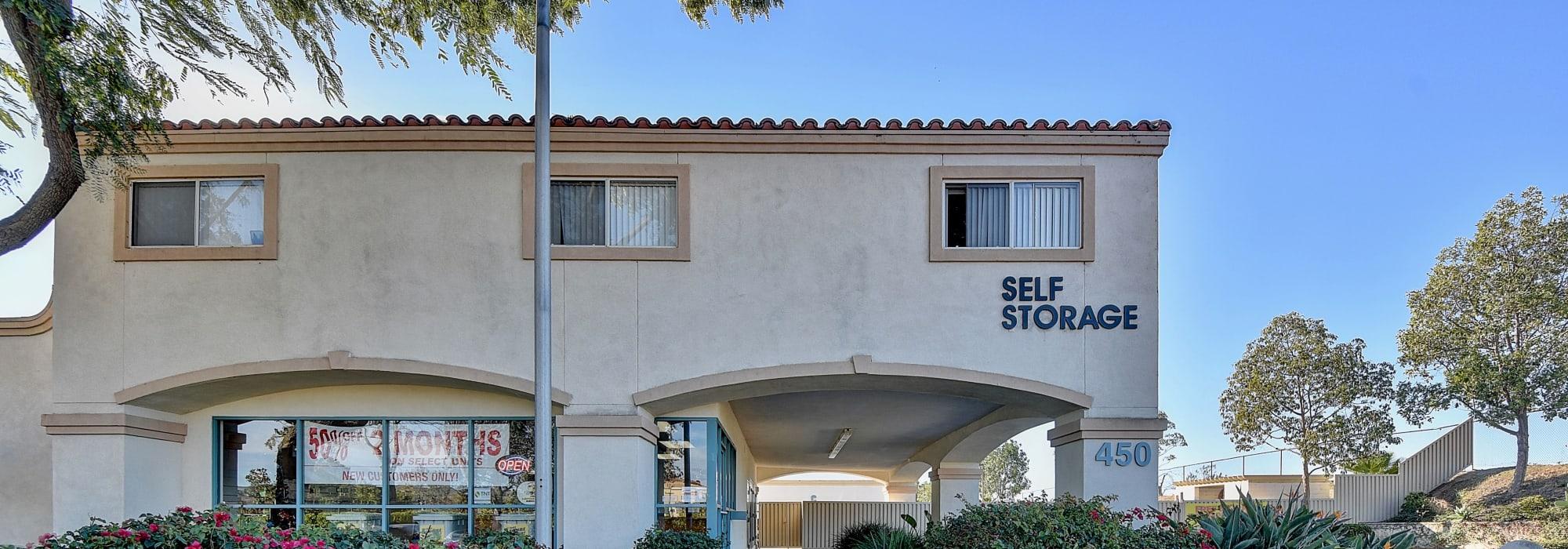 My Self Storage Space in Camarillo, California