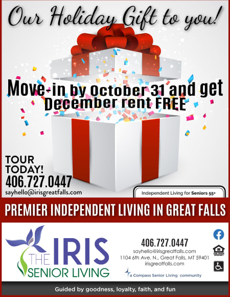 Move-in specials flyer