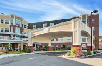 Keystone Villa, Ephrata, a Heritage Senior Living in Blue Bell, Pennsylvania community