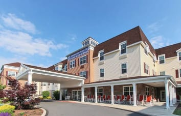 Keystone Villa at Fleetwood, a Heritage Senior Living in Blue Bell, Pennsylvania community