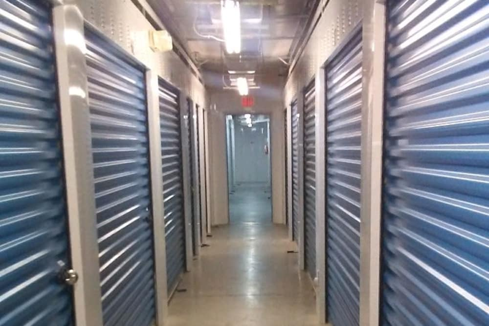 Interior units at Store It All Self Storage - Loop 20 in Laredo, TX