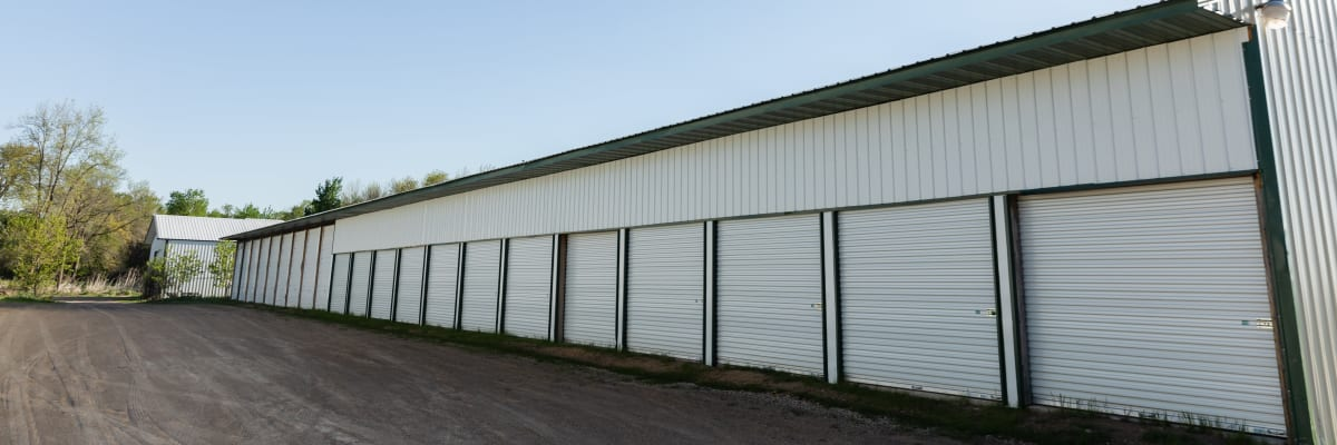 Unit sizes and prices at KO Storage of Amery in Amery, Wisconsin