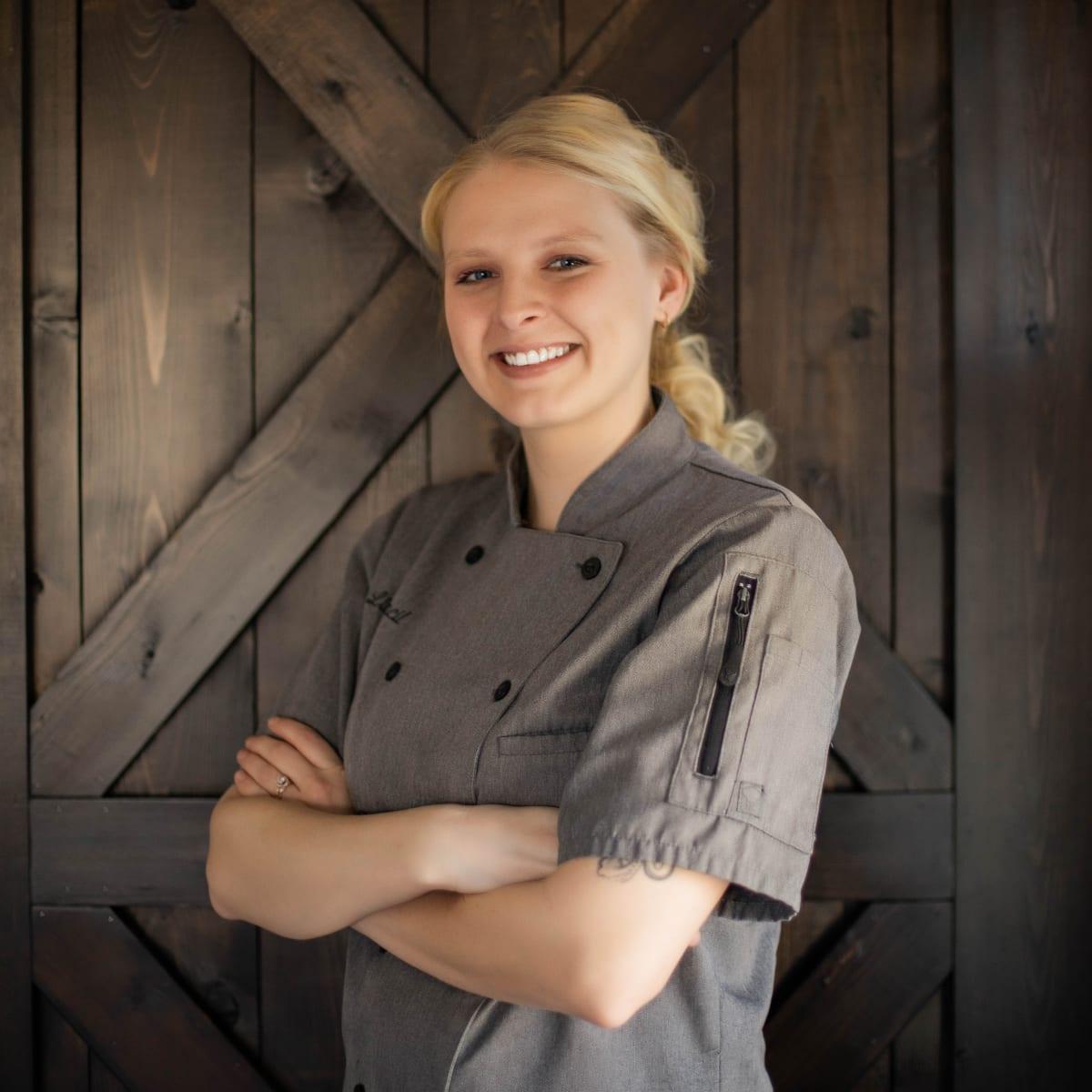Liliane Stancil, Culinary Director at Keystone Place at Richland Creek in O'Fallon, Illinois