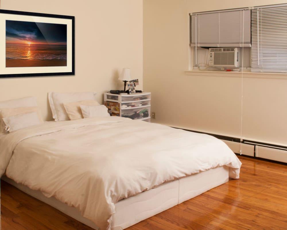 Bedroom at 84-90 Essex Street in Hackensack, New Jersey