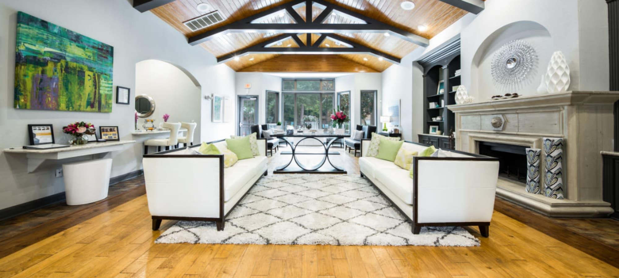 Floor plans at Marquis at Kingwood in Kingwood, Texas