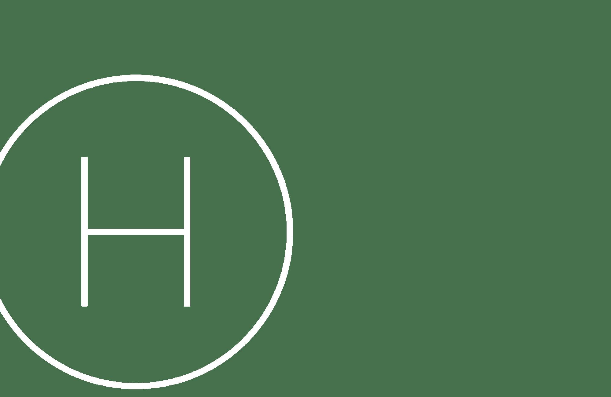 The Heights at Park Lane's logo at Dallas, Texas