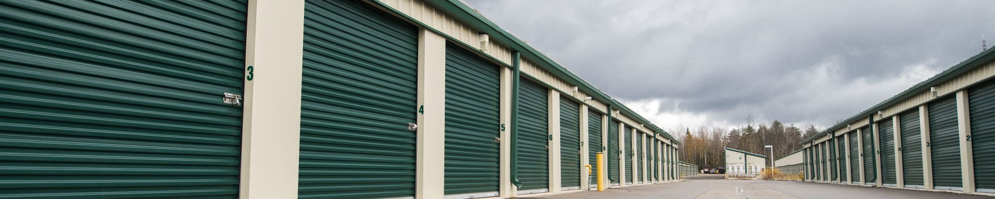 Reviews for Apple Self Storage - Aurora in Aurora, Ontario