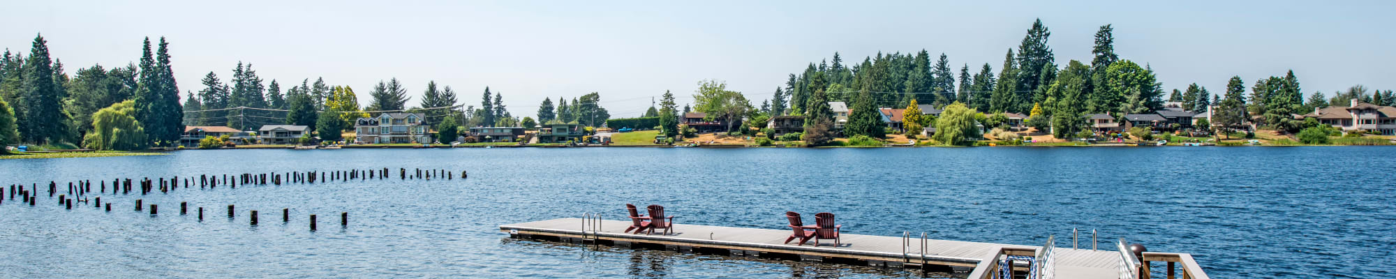 Privacy policy at Surprise Lake Village in Milton, Washington