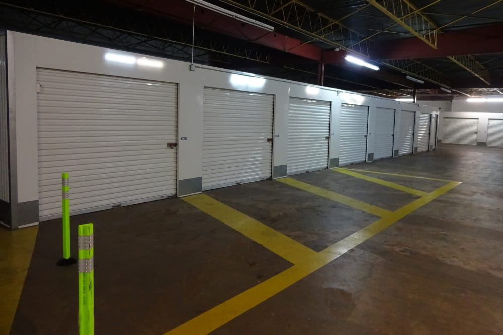 Drive Up Indoor Storage Units at Storage Etc... Torrance