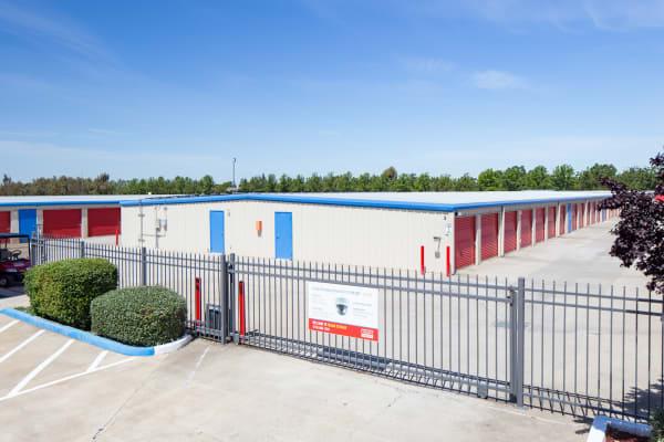 Self storage units for rent at Trojan Storage in Elk Grove, California