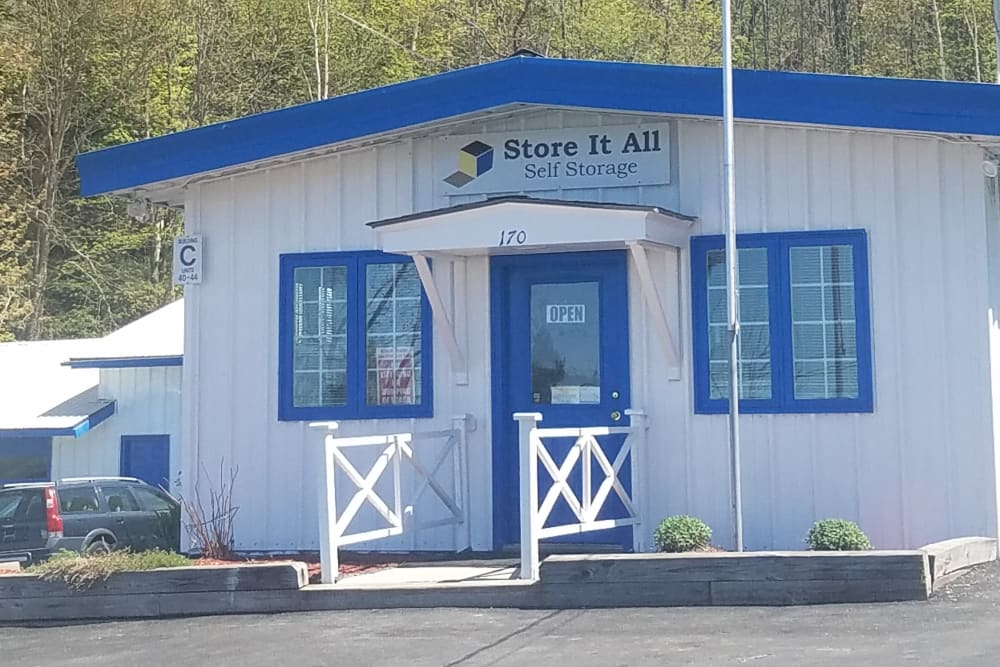 Office at Store It All Self Storage - Barre in Barre, VT