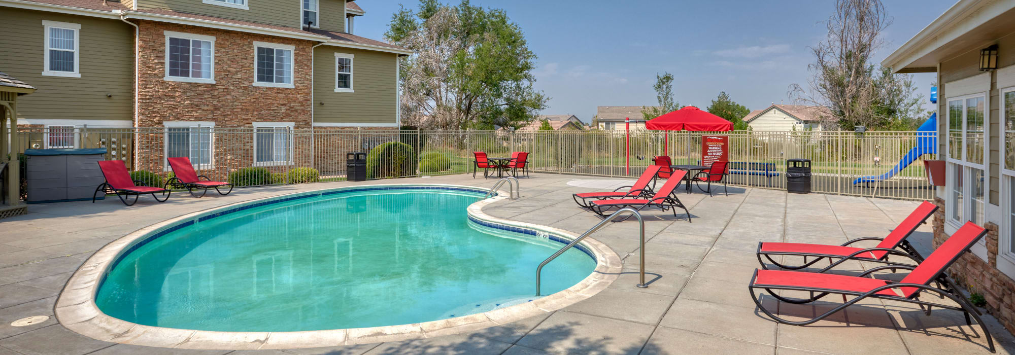 Photos of Westridge Apartments in Aurora, Colorado