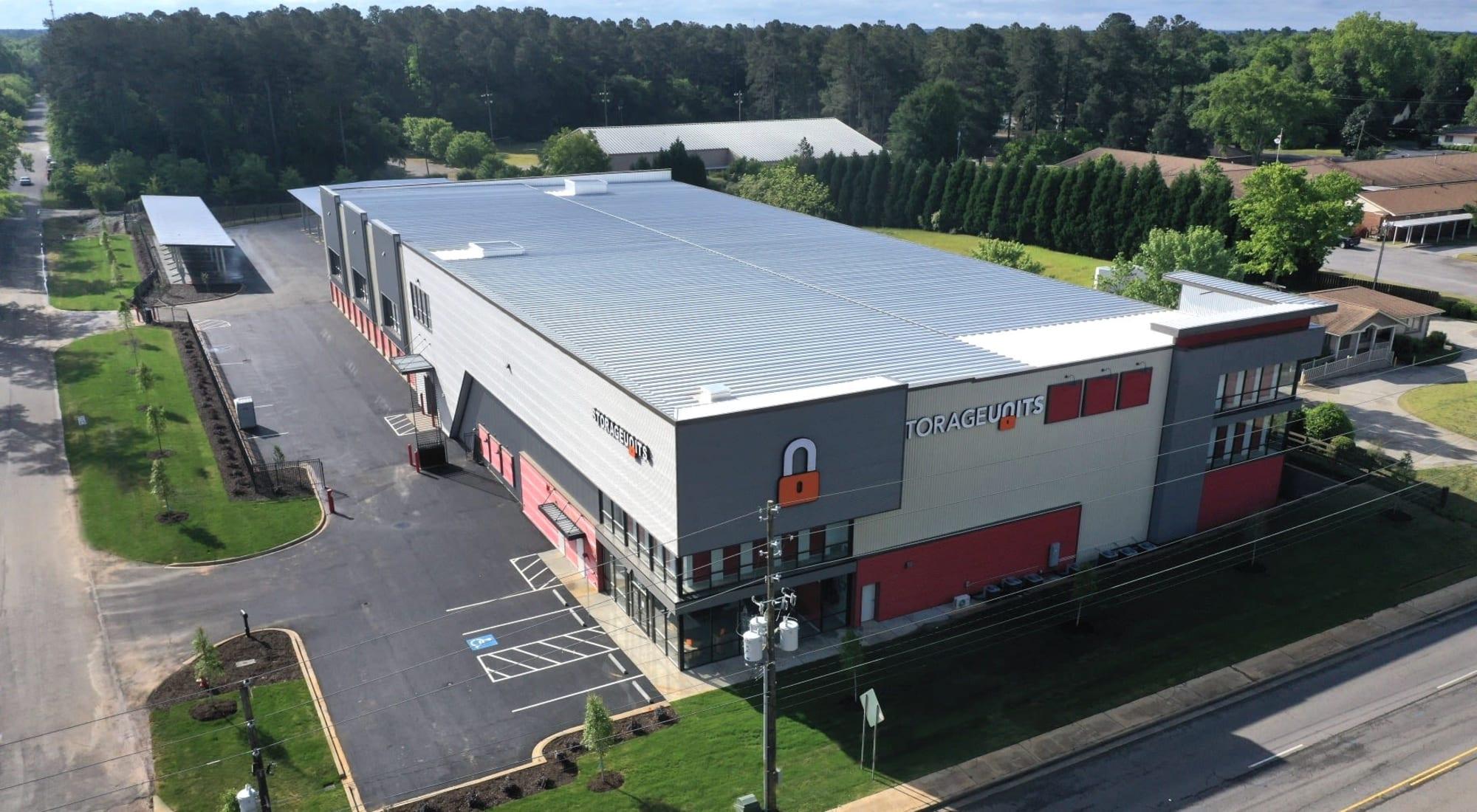 Temperature-controlled storage at Storage Units in Aiken, South Carolina