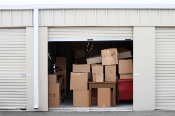 Variety of storage units available at Towne Storage in West Valley, Utah