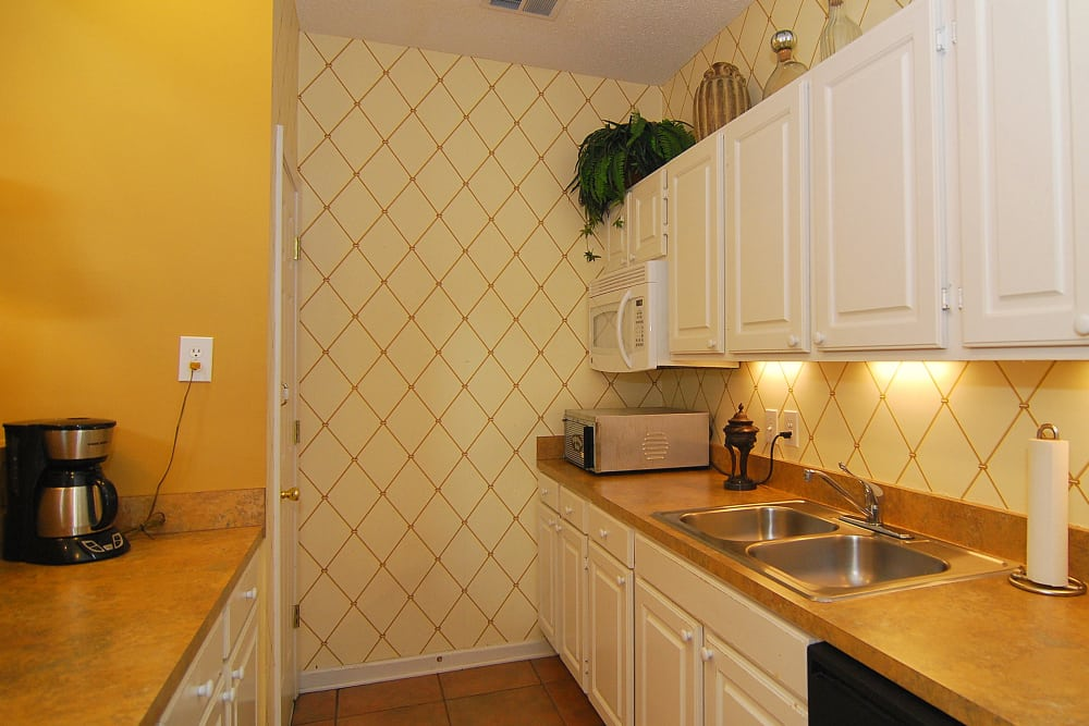 Beautiful apartments with custom cabinetry in Columbia, South Carolina