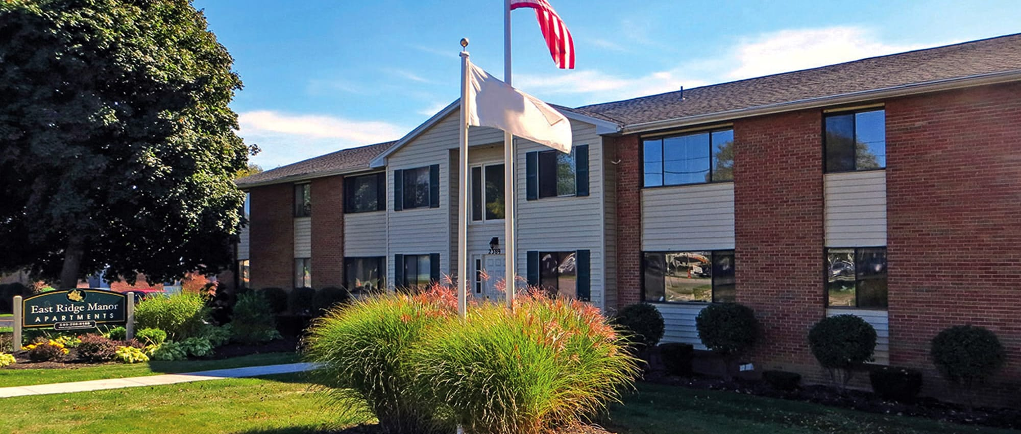 Apartments at East Ridge Manor Apartments in Rochester, New York