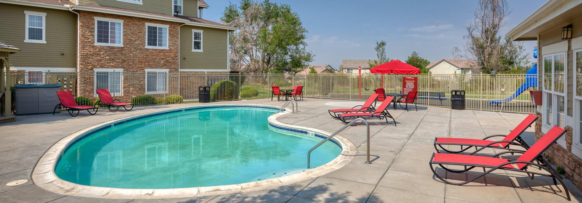 Apply to Westridge Apartments in Aurora, Colorado
