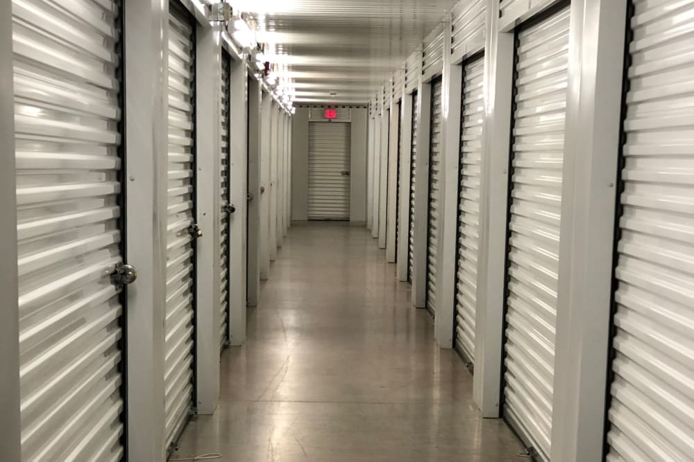 Interior units at Store It All Self Storage - FM 529 in Houston, TX