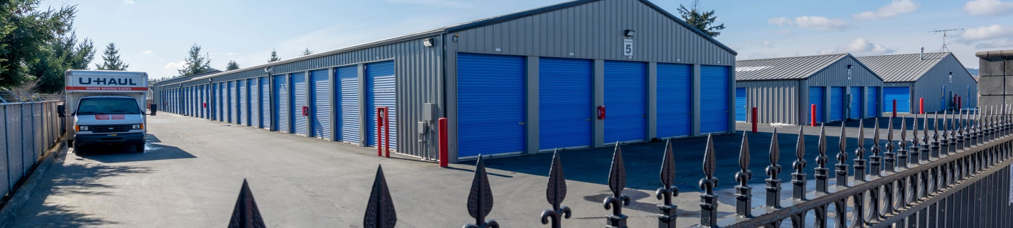Reviews for Glacier West Self Storage in Arlington, Washington