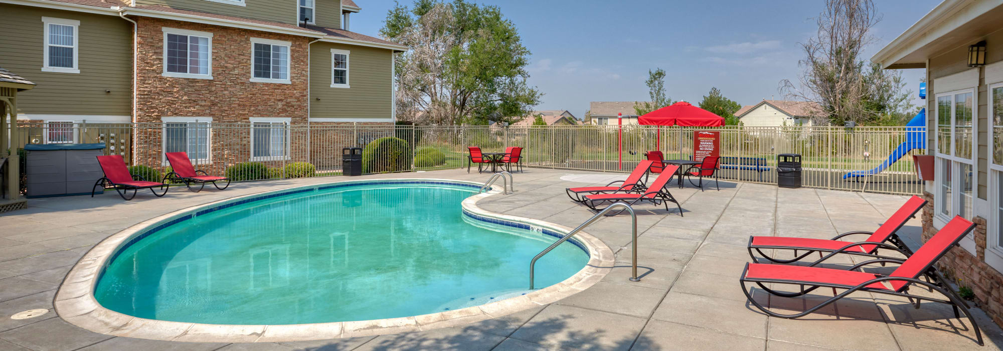 Reviews at Westridge Apartments in Aurora, Colorado