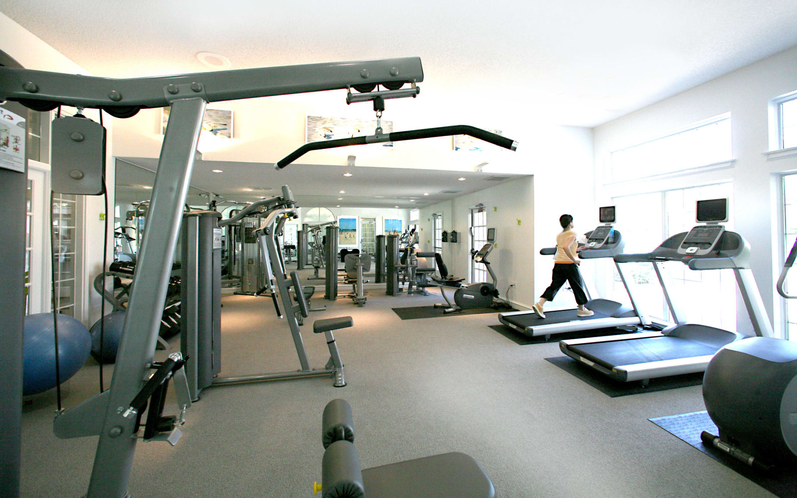 Fitness center in Farmington Hills, Michigan at Citation Club
