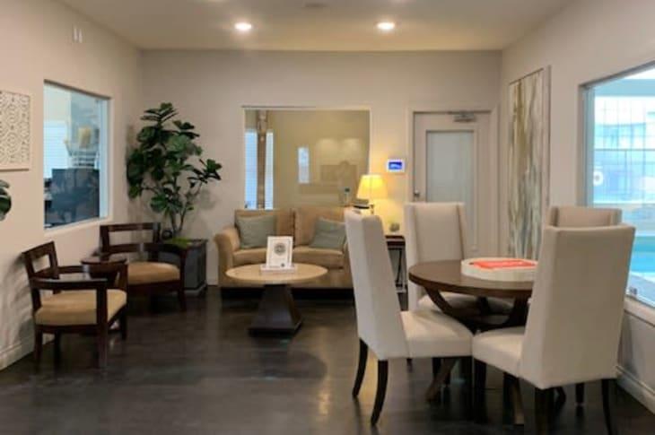 Interior photos of Sunrise Springs Apartments in Las Vegas, Nevada
