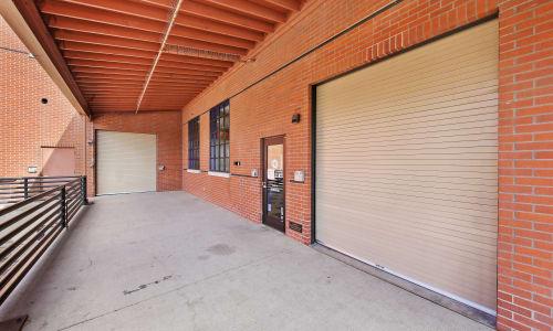 East Sac Self Storage in Sacramento, California Exterior Storage Units