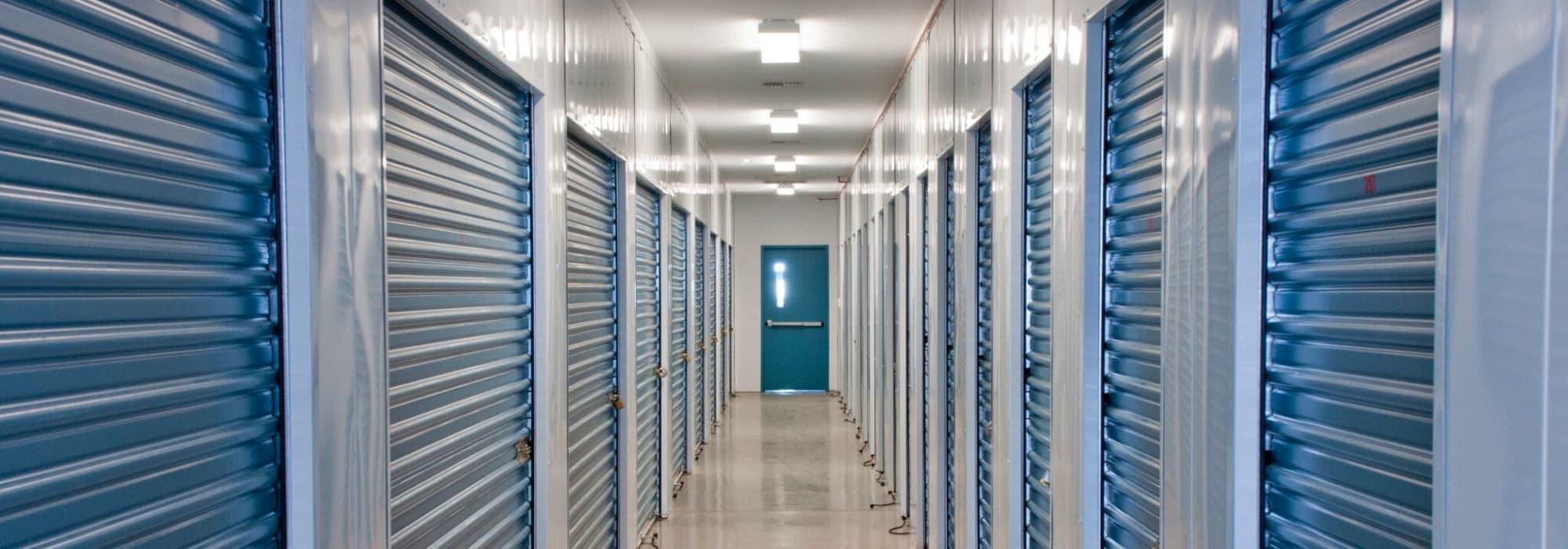 Self storage units in High Point North Carolina