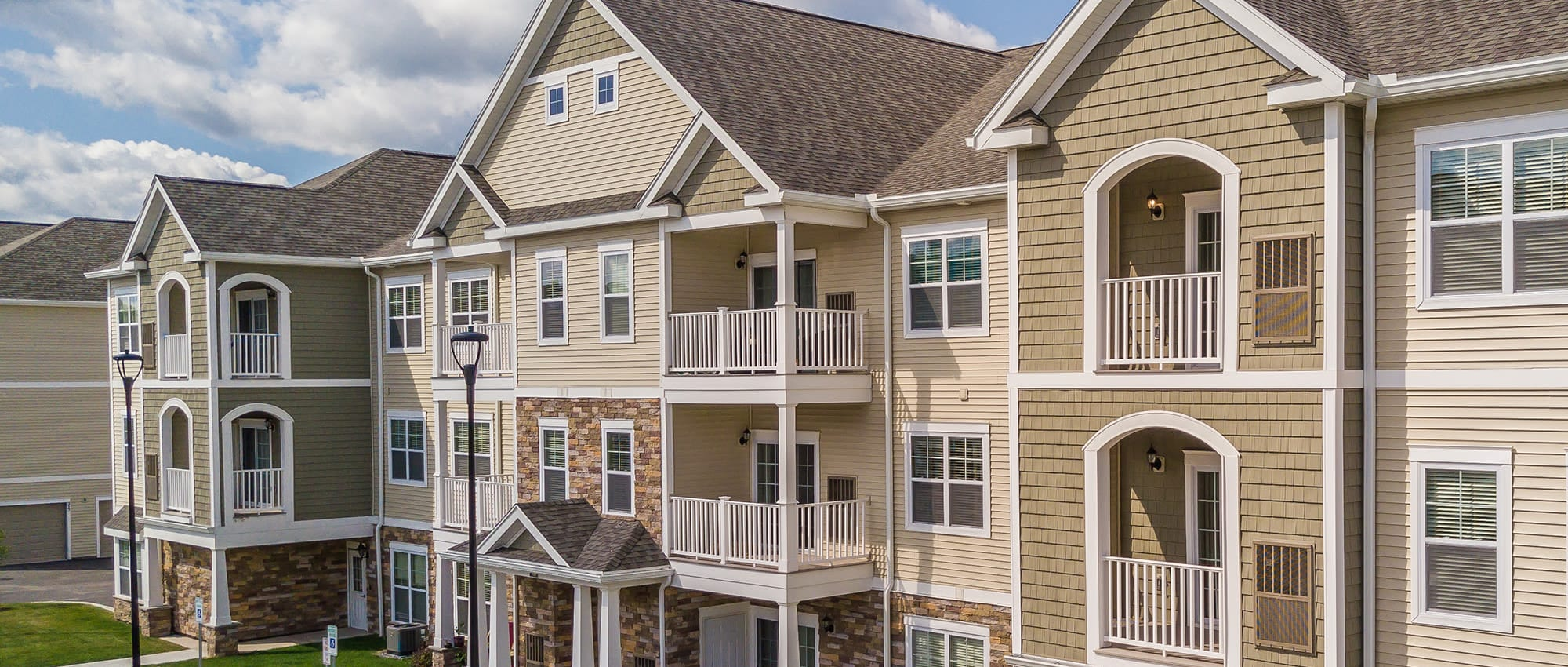 Apartments at The Landings at Meadowood in Baldwinsville, New York