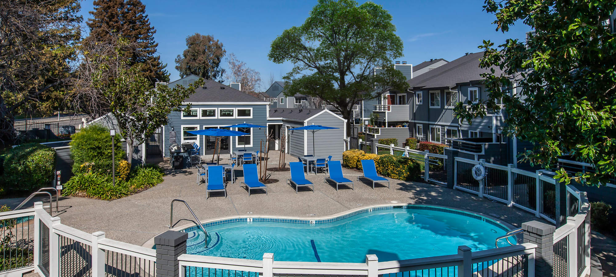 Bennington Apartments in Fairfield, California