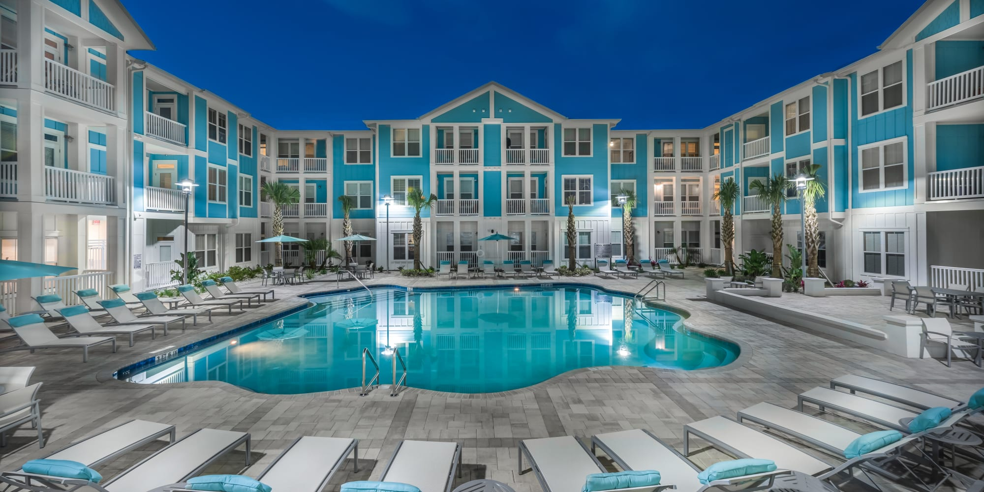 Bluwater Apartments Townhomes In Jacksonville Beach Fl