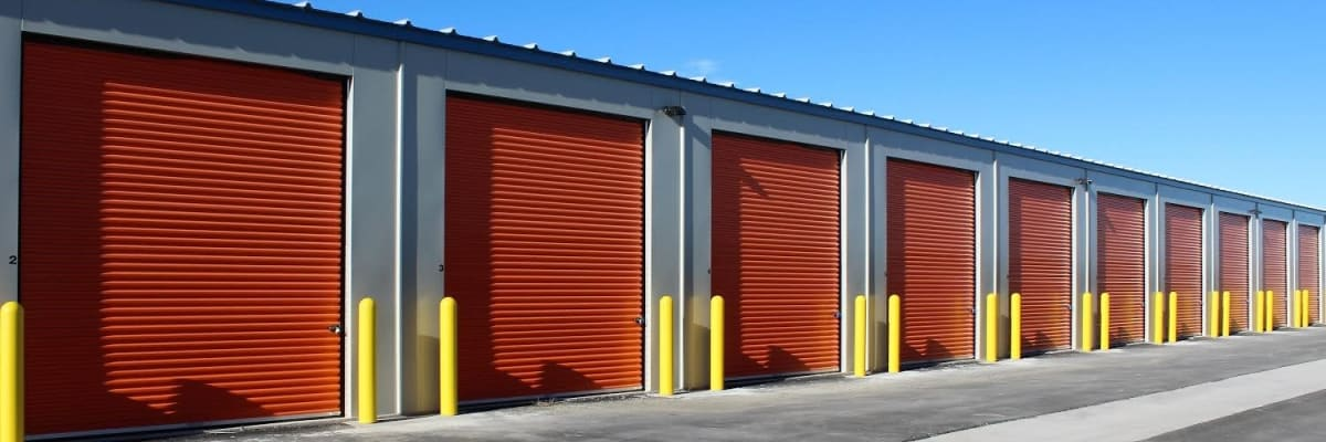 Temperature controlled storage at KO Storage of Casper in Evansville, Wyoming