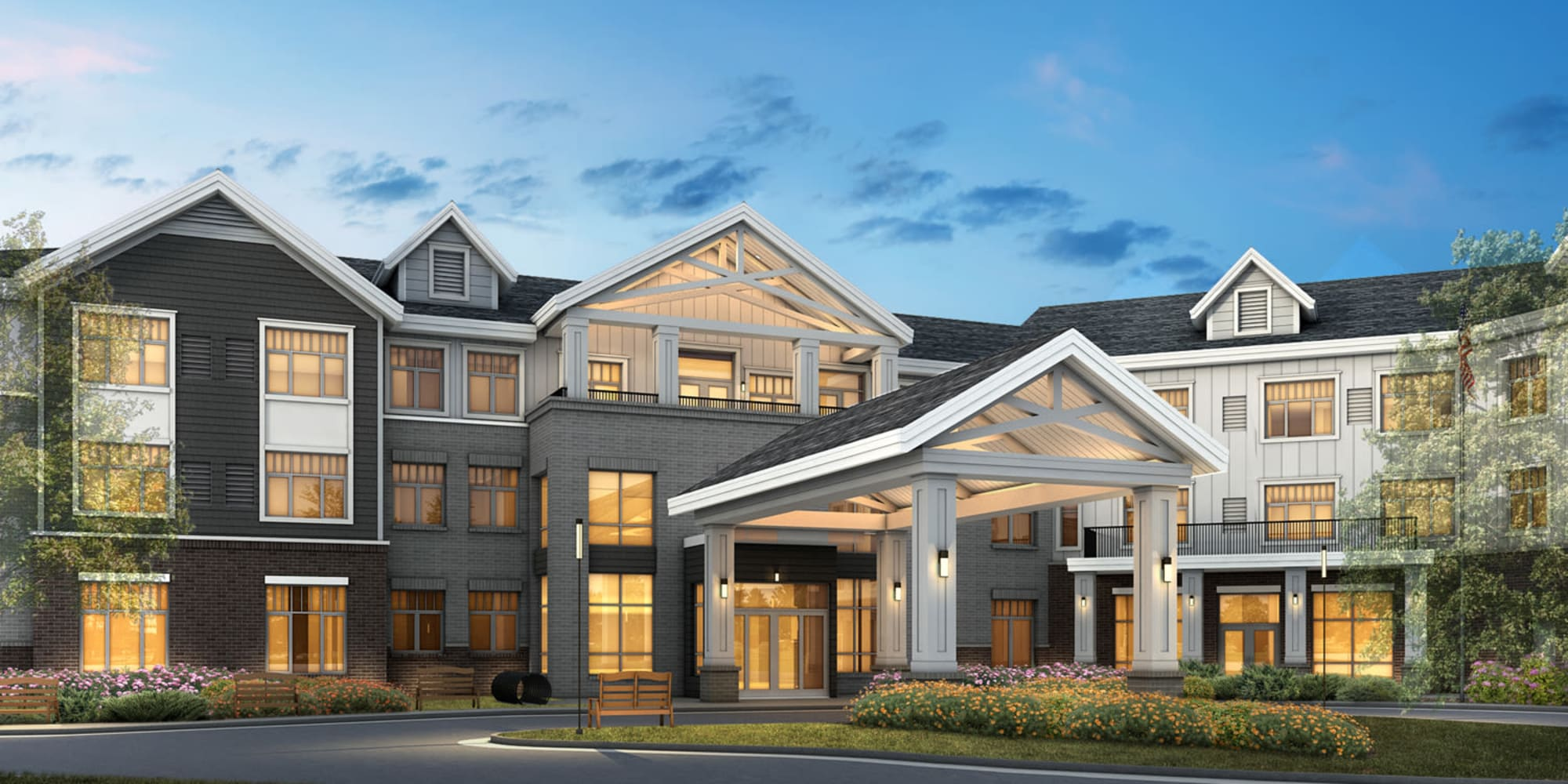 Senior living at Anthology of Novi in Novi, Michigan