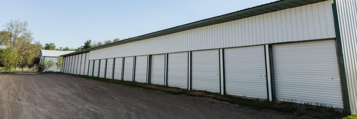 Contact KO Storage of Amery in Amery, Wisconsin