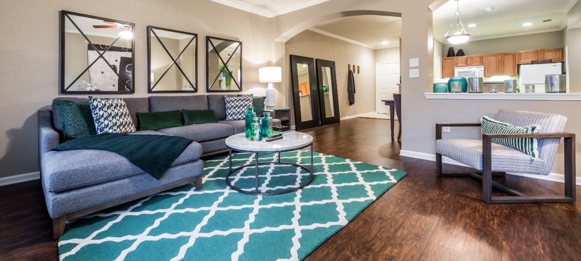 Floor plans at Marquis at The Cascades in Tyler, Texas