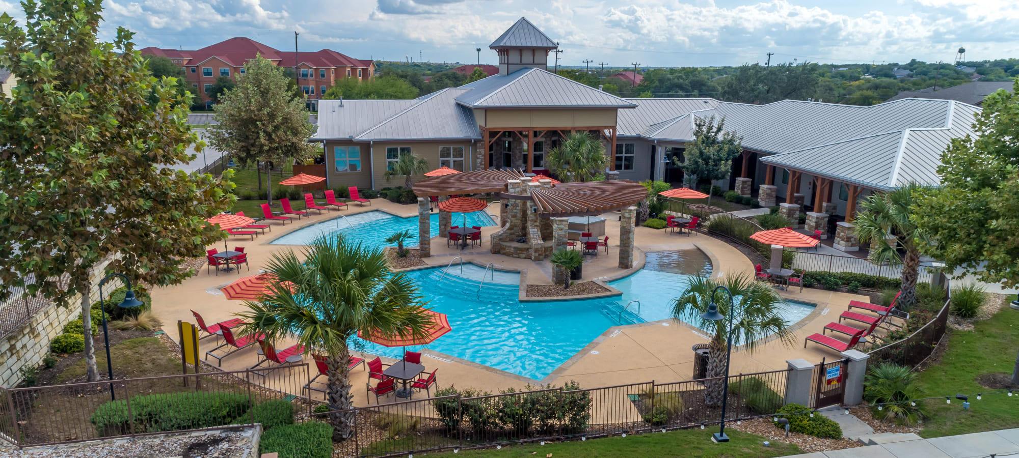 Apartments at Firewheel Apartments in San Antonio, Texas