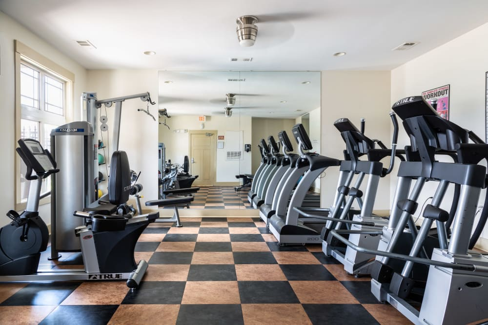 fitness center cosgrove hill