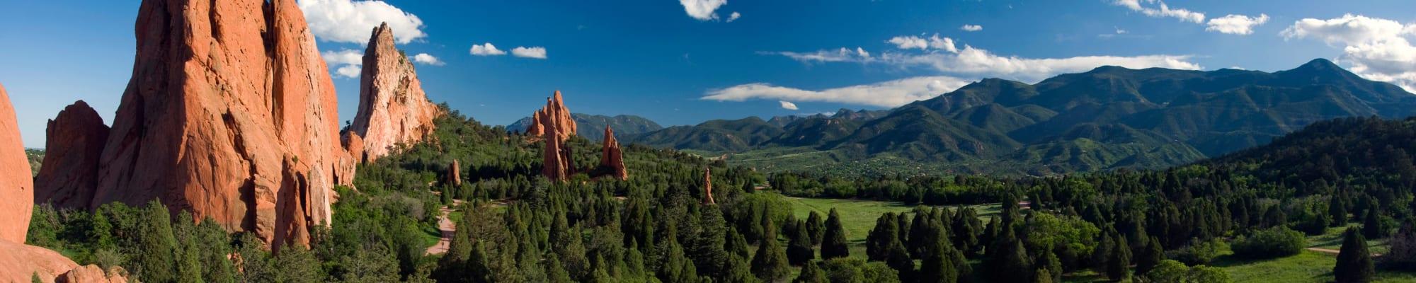 Green initiatives at Enchanted Springs Apartments in Colorado Springs, Colorado
